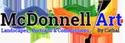 McDonnellArt Logo